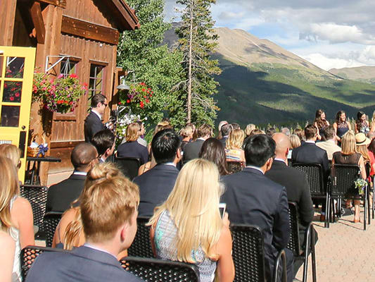 Groups And Weddings Breckenridge Resort Colorado