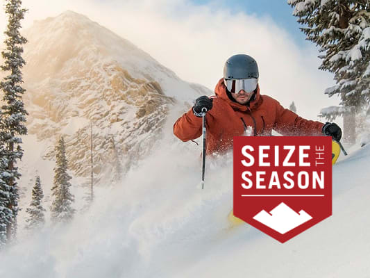 Seize the Season Homepage Hero