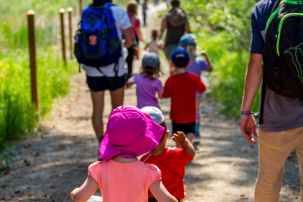 Family Nature Hike and Craft