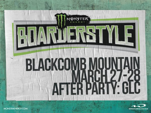 Monster Boarderstyle Event