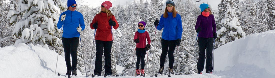 8a509ca820a Cross Country   Snowshoe Center