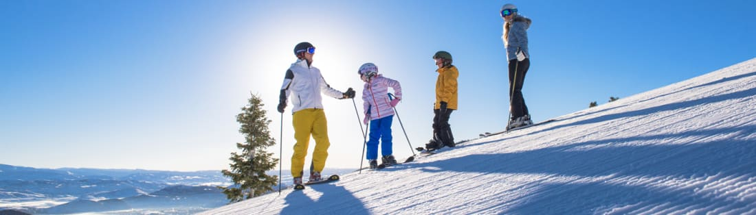 41accd8743d First Time Visitors to the Ski Resort