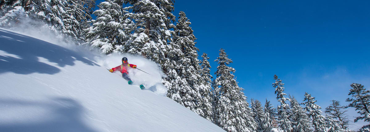 Learning to ski at 50