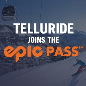 Telluride Joins the Epic Pass!