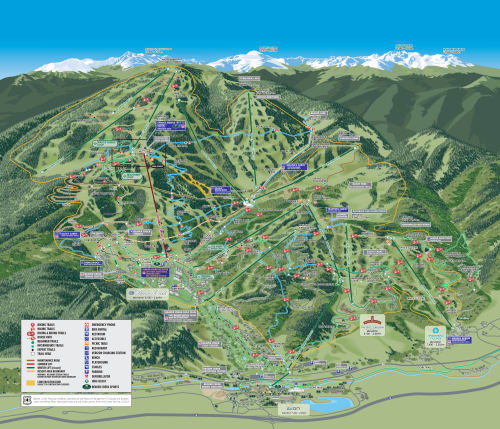 Trail maps beaver creek resort trail map gumiabroncs Images