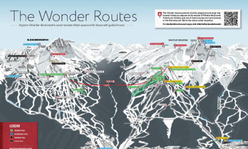 Trail Maps | Whistler Blackcomb