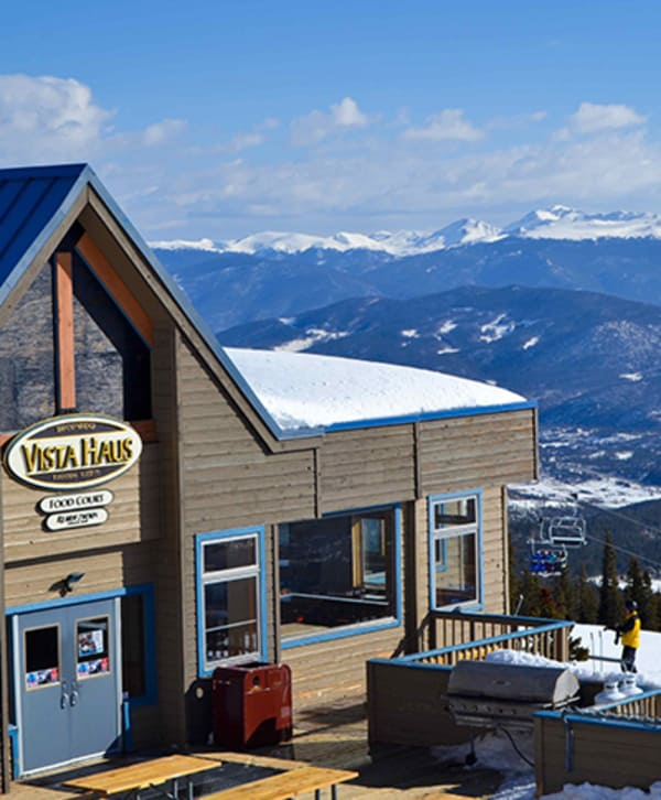Dining On Mountain And In Town
