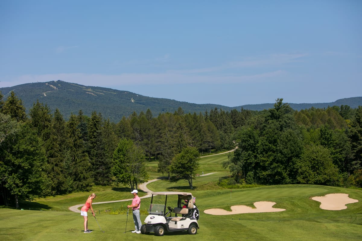 Golf Mount Snow Ski Resort