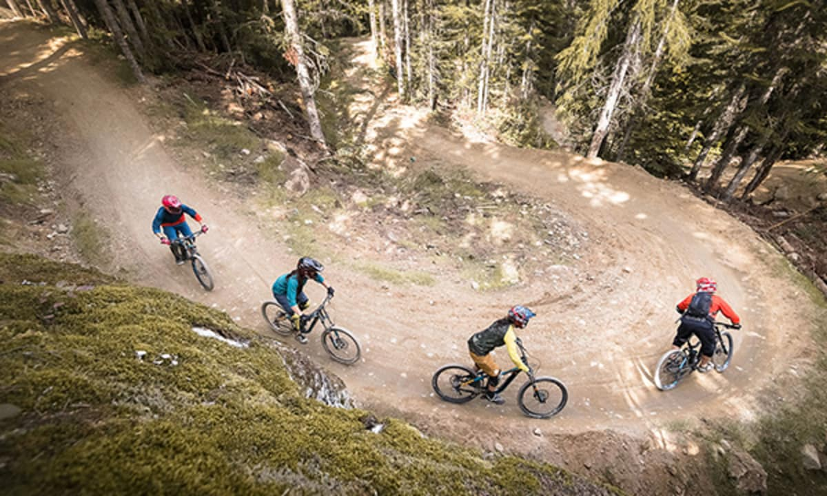Image result for whistler mountain biking