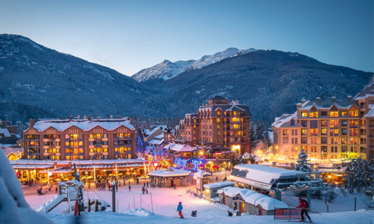 Christmas Season in Whistler | Whistler Blackcomb
