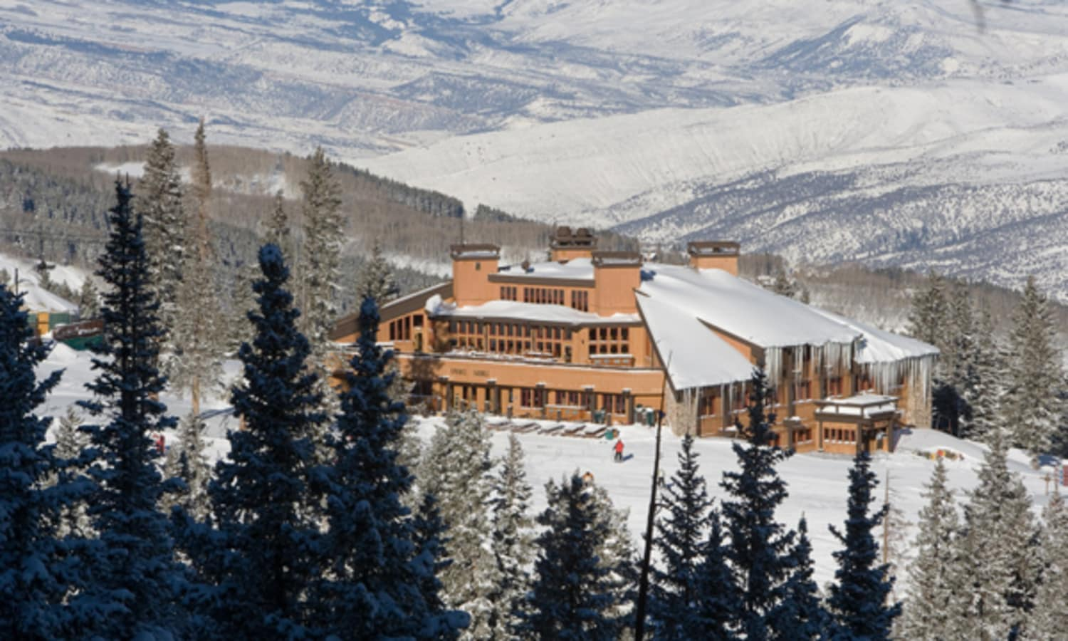 On Mountain Dining Lunch Options Beaver Creek Resort