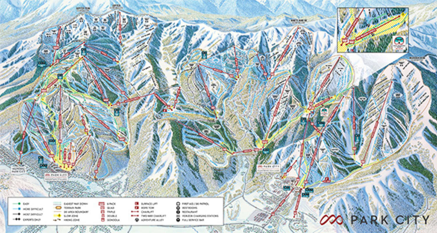 Trail Map | Park City Mountain Resort on burke mountain trail map, kennesaw mountain battlefield trail map, gunstock trail map, mt. hood meadows trail map, mount wachusett hiking trail map, mt. bachelor trail map, sugar mountain trail map, cannon mtn new hampshire, hunter mountain trail map, mount adams washington trail map, mt. mansfield trail map, mount monadnock hiking trails map, wachusett mountain trail map, black mountain trail map, sno mountain trail map, cannon ski trail map, chugach state park trail map, jay peak trail map, mcintyre trail map, kennesaw mountain park trail map,
