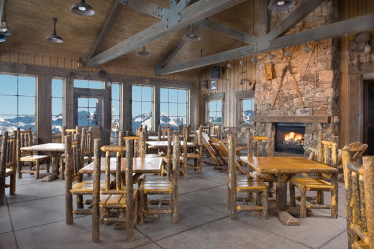 Dining Vail Ski Resort