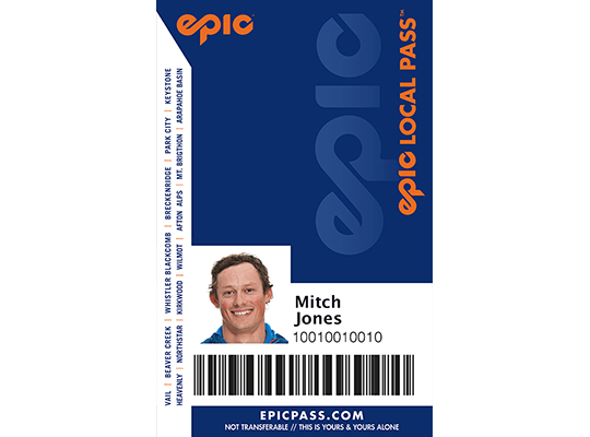 Epic local pass blackout dates in Perth