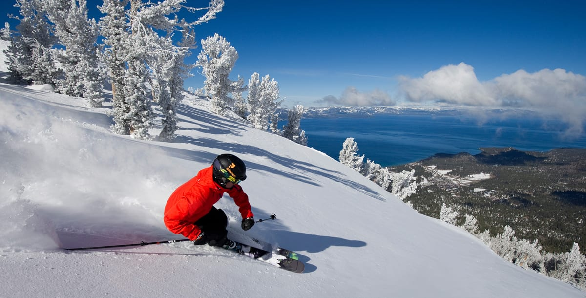 Coupon heavenly ski resort